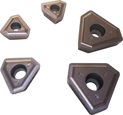 solid bore heads